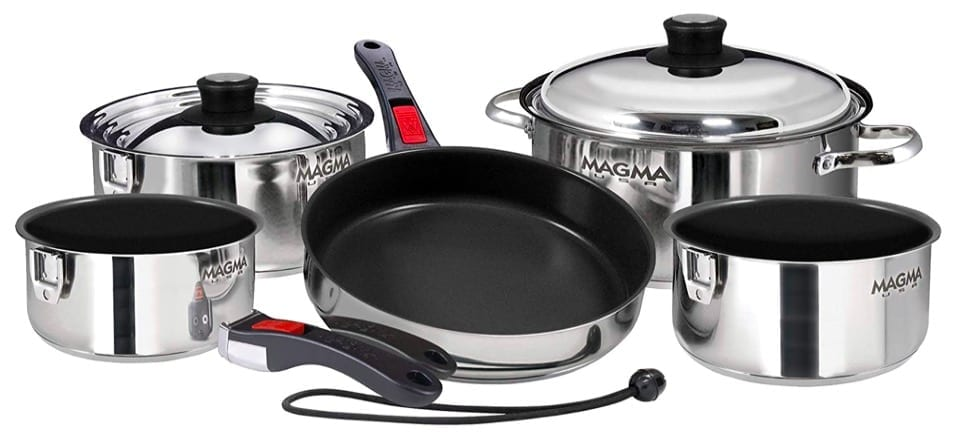 Pots Pans for Camping