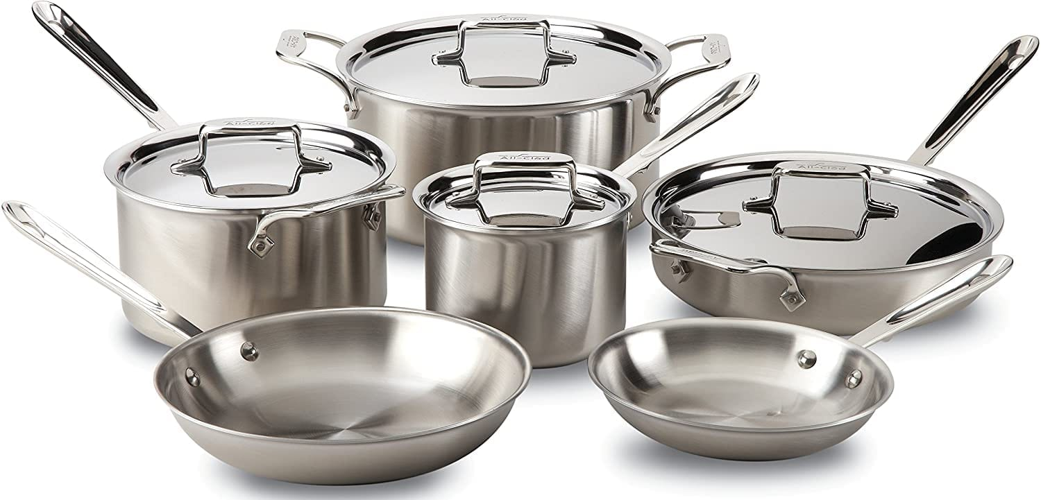The best pots and pans for gas stoves