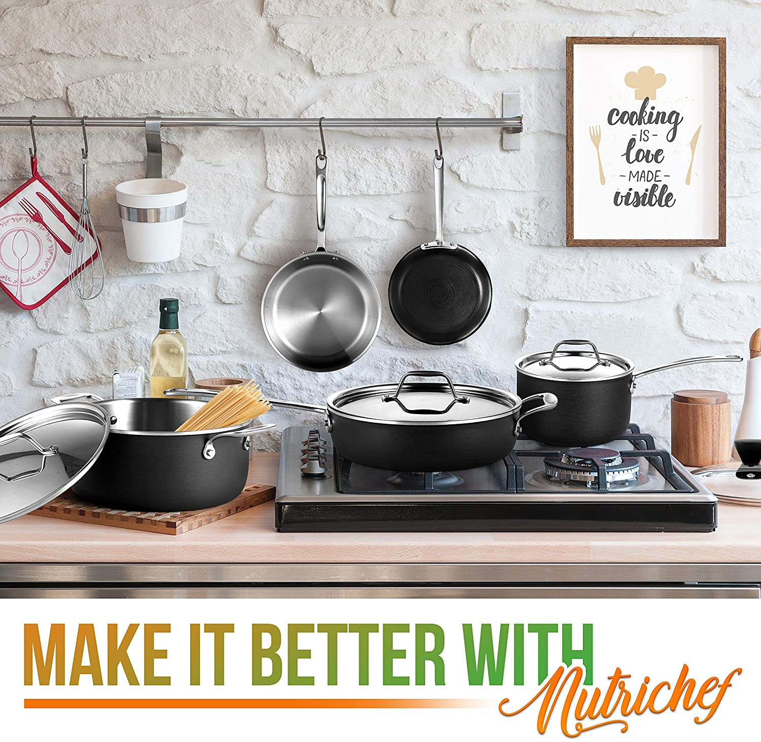 NutriChef Cookware Reviews