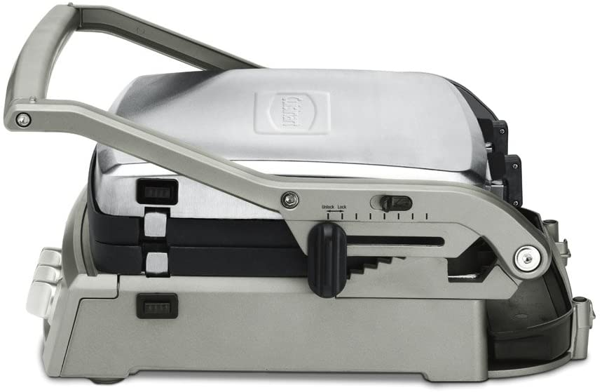Cuisinart Griddler Deluxe vs Elite!