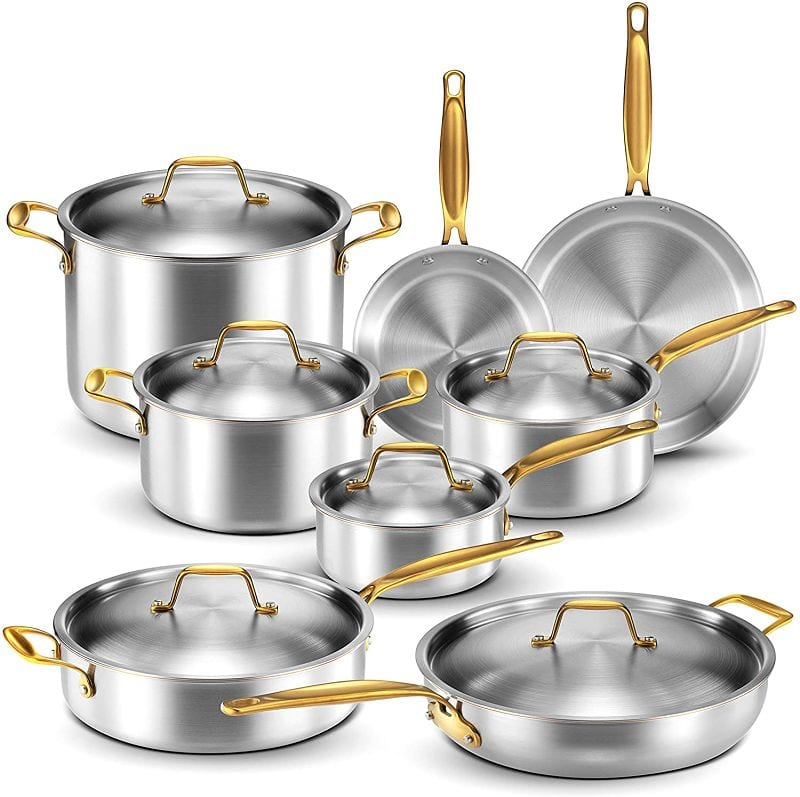 best cookware induction cooking