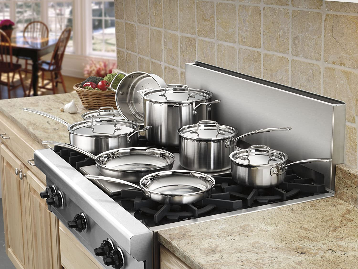 cookware for gas